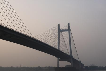 Vidyasagar Setu (Bridge) over Ganga river, Indi