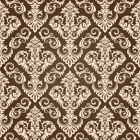 Seamless repeating pattern vector illustration. Saved in EPS 8 file. Well designed for easy editing. Just drop the pattern into your swatches palette AI then fill your shapes with it. Hi-res jpeg file included 4000x40000.