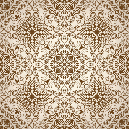 Seamless repeating pattern vector illustration. Saved in EPS 8 file format fully editable. Easy to use, just drop the pattern into your swatches palette AI then fill your shapes with it. High res jpg file included 4000x4000. Çizim