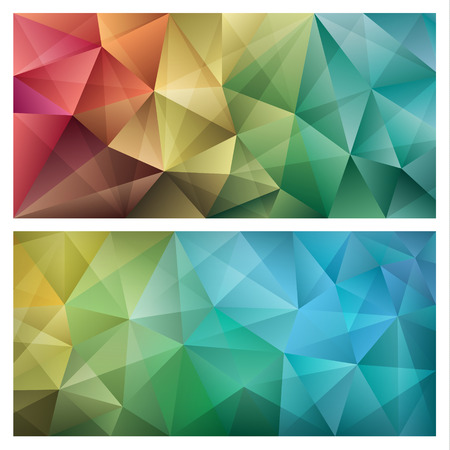 Abstract Triangular Background vector illustration. Saved in EPS 10 file with transparencies. Hi-res jpg file included 4000x4000. Çizim