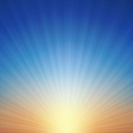 夕日を背景ベクトル イラスト。透明度、よく簡単に編集できる構成で保存されます。高解像度の jpeg ファイルには、4000 x 4000 が含まれています。