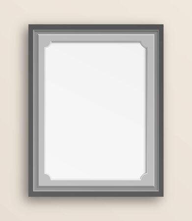 Smart interior frame illustration