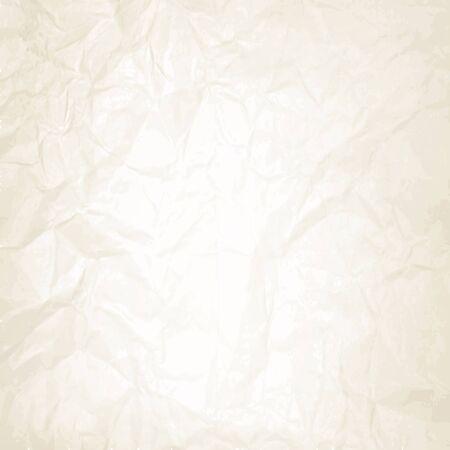 しわしわの紙テクスチャの図