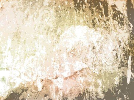 mildew: Detailed grunge texture illustration