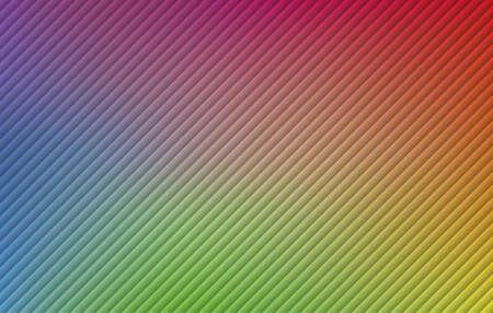 Colorful Striped background vector illustration. Vettoriali
