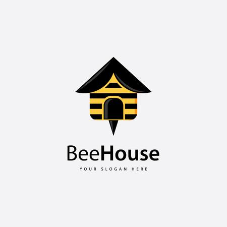 Logo Bee House Logo