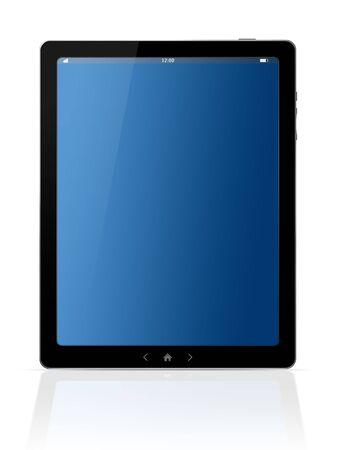Digital touch screen Stock Photo - 9219533