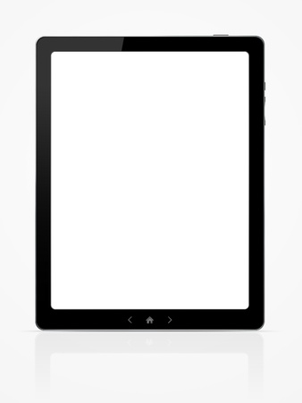 Blank digital tablet Stock Photo - 9277886