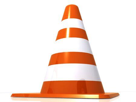 trafic: Trafic cone