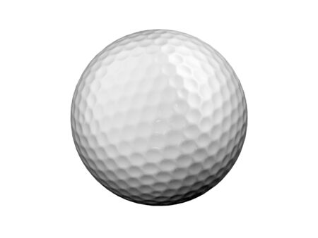 golf equipment: Golf ball