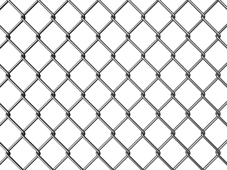 Chainlink fence Stock Photo - 9524364