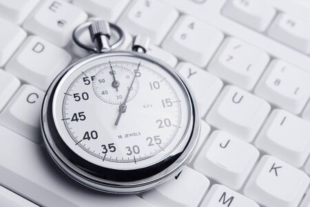 timer: Internet deadline concept
