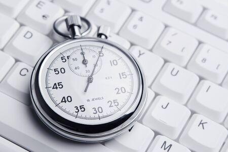 job deadline: Internet deadline concept