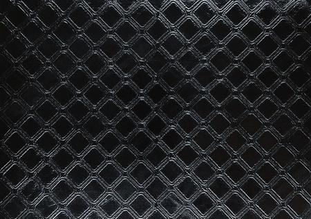 black leather: Black shiny leather background