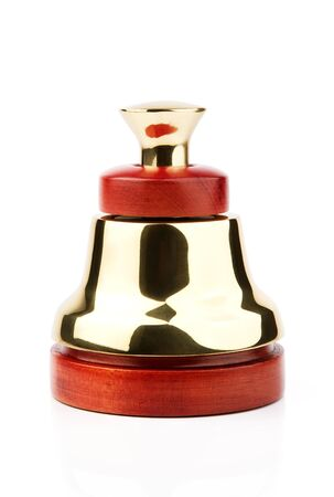 Gold service bell Stock Photo - 9970456