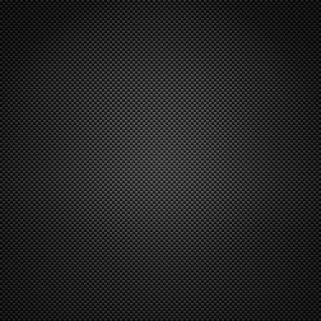 Arrière-plan de fibre de carbone Banque d'images