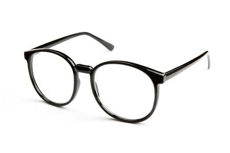 eyeglasses: Eyeglasses isolated on white background