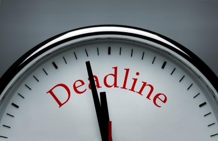 deadline: Deadline clock