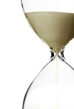sand clock: A corto di tempo
