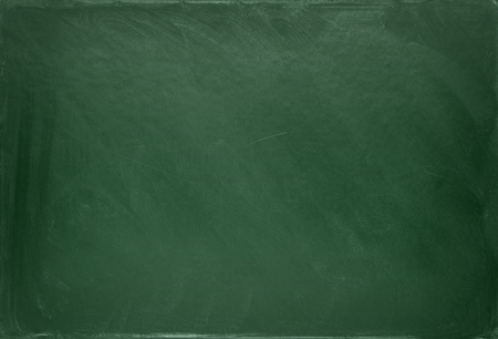 Blank chalkboard texture with copy space Stock Photo