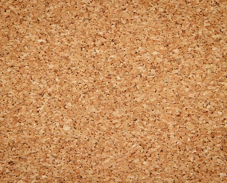 Empty bulletin board, cork board texture with copy space photo