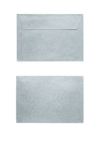 Blank Decorative Envelope Stock Photo - 12156499