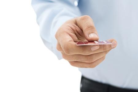 Pagar con tarjeta de crédito billl