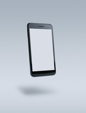 touch screen phone: Blan smart phone  for the phone and screen Stock Photo