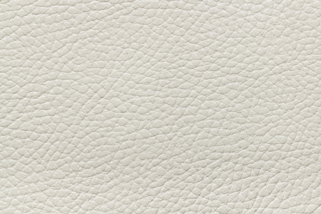 Macro shot of new beige leather texture photo