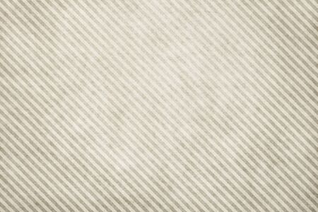 linen paper: Grunge striped paper texture with copy space