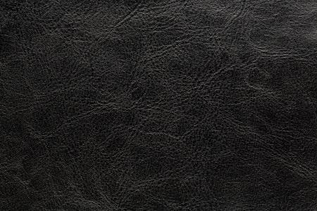 Black shiny leather texture with copy space Stock Photo - 20947454