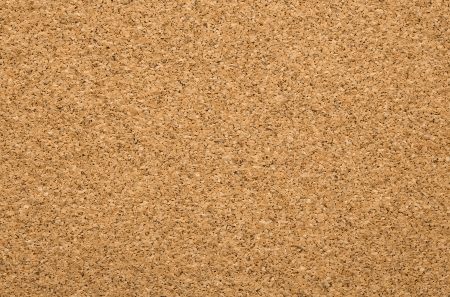 Blank cork board texture with copy space Banco de Imagens