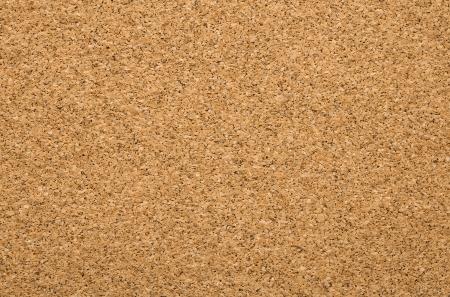Leere Kork Bord Textur mit Kopie Raum