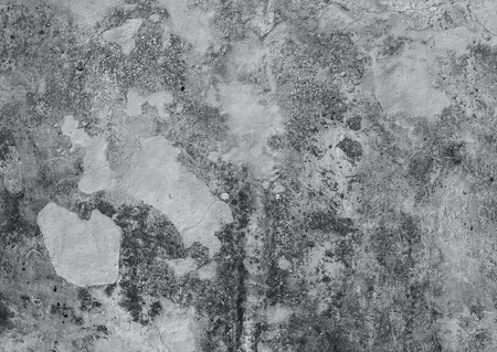 Grunge concrete texture, background with copy space photo