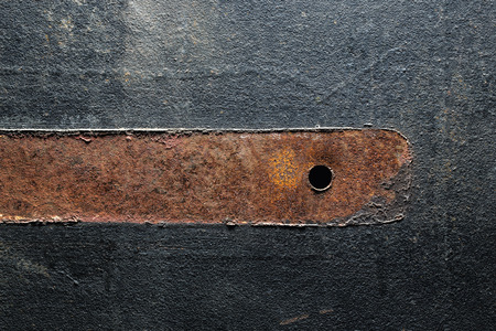 ��copy space �: Grunge, rusty metal texture, background with copy space