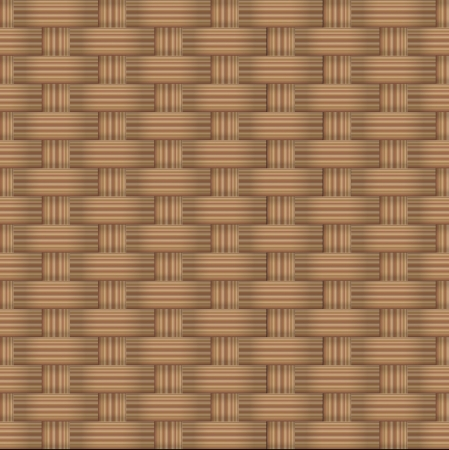 wicker textile background Stock Vector - 17746968