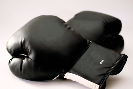 onslaught: a pair of boxing-gloves