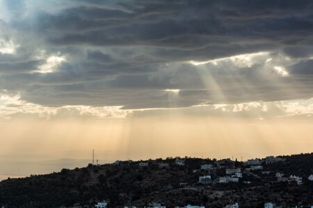 sunni: dramatic sky
