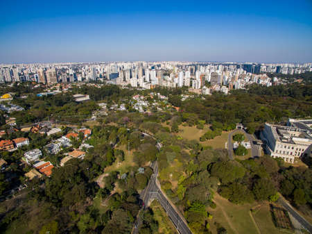 Sao Paulo city, Morumbi district, Brazil, South America.