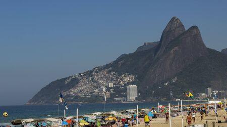 Beautiful cities. Interesting tourist landscapes. Wonderful cities. Wonders of the world. Rio de Janeiro Brazil South America.