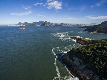 City of Rio de Janeiro, Brazil, South America.