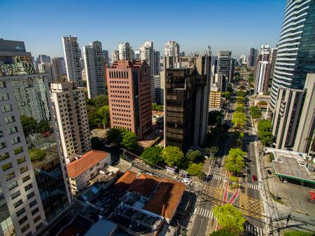 Sao Paulo city. Sao Paulo state, Brazil, South America.