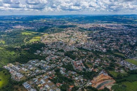 Atibaia city. State of Sao Paulo, Brazil.