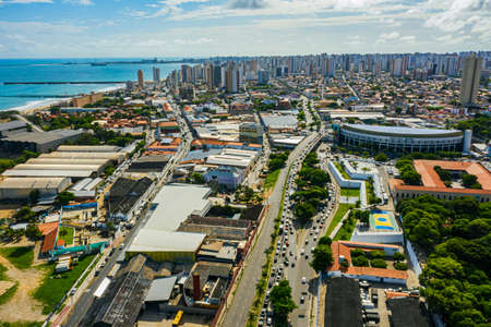 Fortaleza city, Ceara state of Brazil, South America.