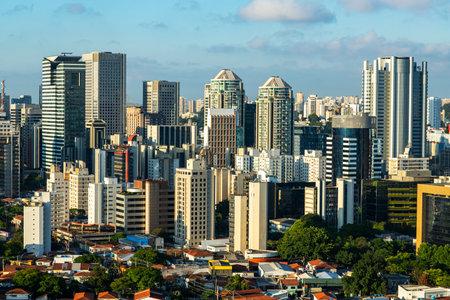 Sao Paulo city, Brazil, South America.