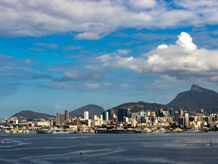 City of Rio de Janeiro, Brazil. South America. Editöryel