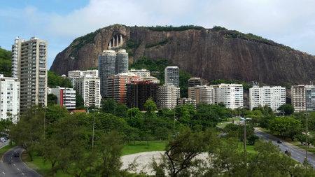 City of Rio de Janeiro, district of Lagoa. Borges de Medeiros avenue. Brazil.