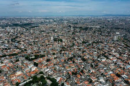Santo Andre city, Sao Paulo state, Brazil.