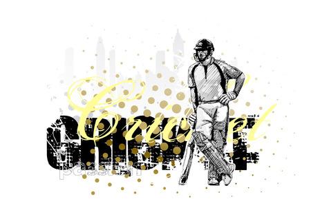 cricket 2 Vector