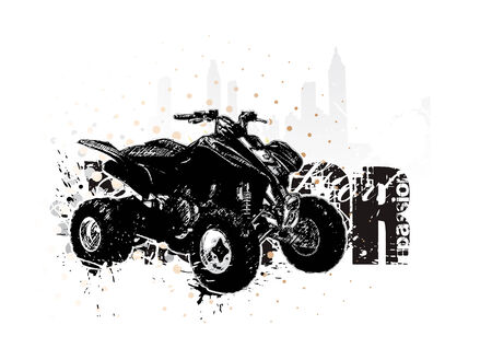 supercross: motorsport 3 Illustration